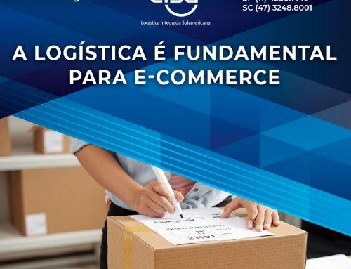 A Logística é Fundamental para Sobrevivência do E-commerce