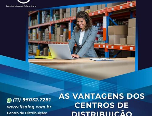Lisa Logística Integrada Sulamericana
